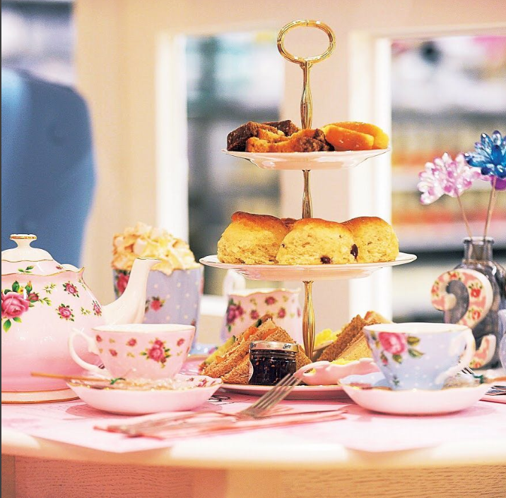 Image for Celebration Afternoon Tea for 2 (Any Branch)